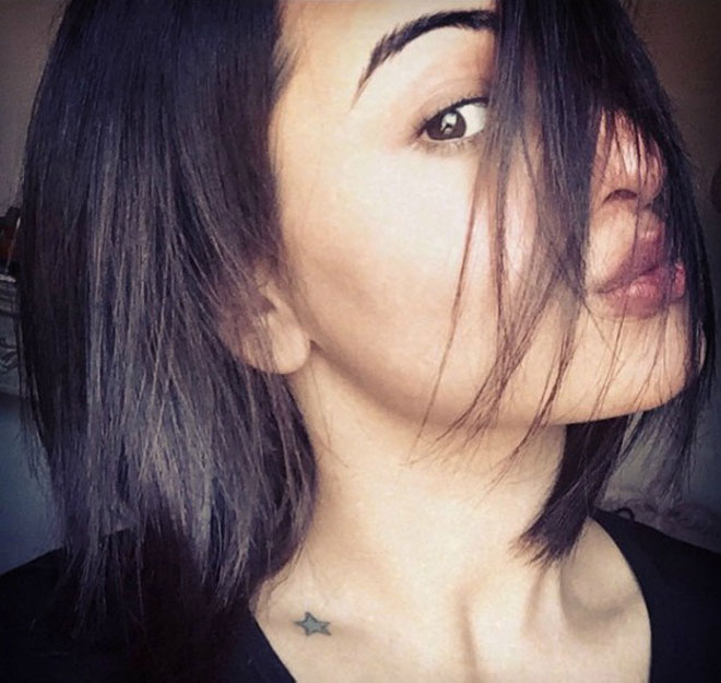 Bollywood Celebrity Without Makeup - Sonakshi Sinha