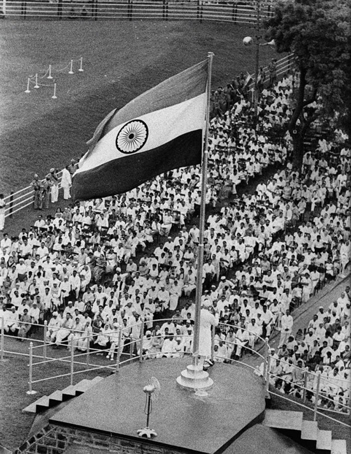 1st Independence Day flaghosting in India