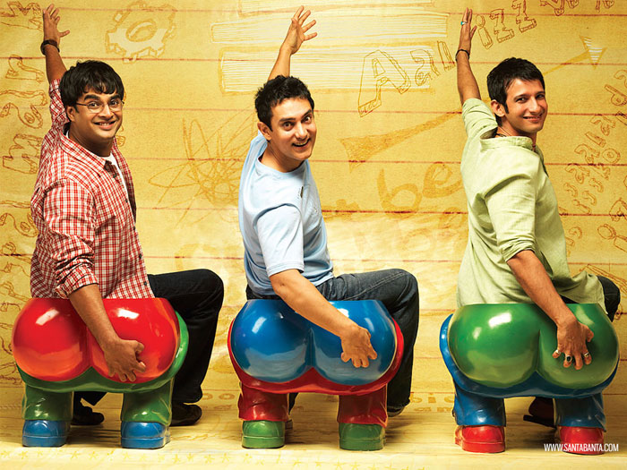 Movies you can enjoy on Friendship Day - 3 Idiots