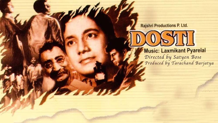 Bollywood movies based on friendship - Dosti