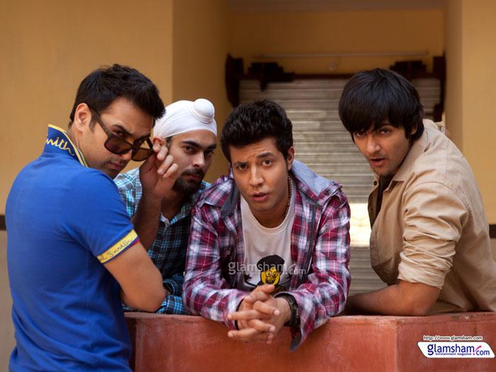 Bollywood movies based on friendship - Fukrey