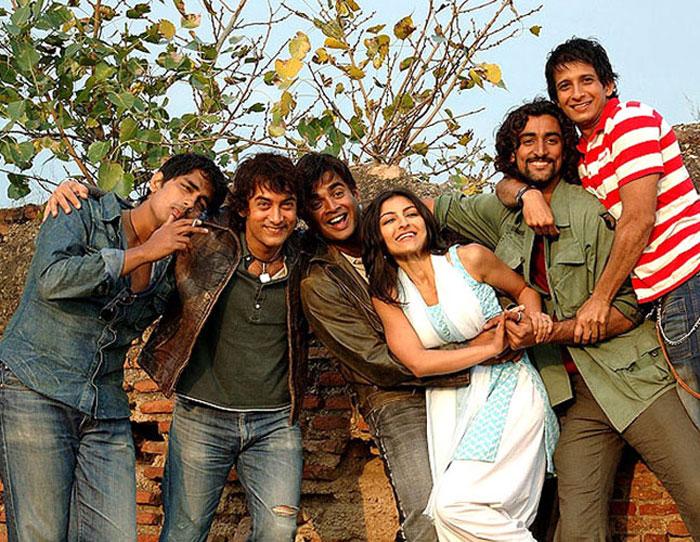 Movies you can enjoy on Friendship Day - Rang De Basanti