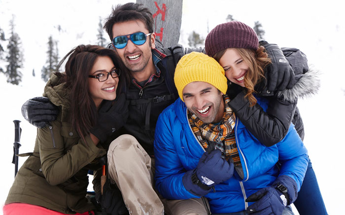 Movies you can enjoy on Friendship Day - Yeh Jawaani Hai Deewani