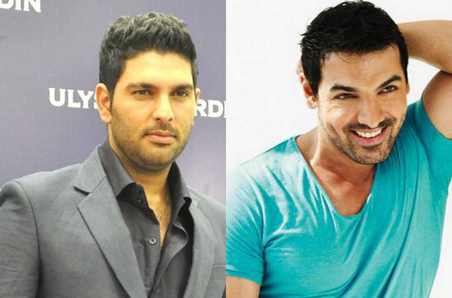 MS Dhoni: The Untold Story - John Abraham as Yuvraj Singh