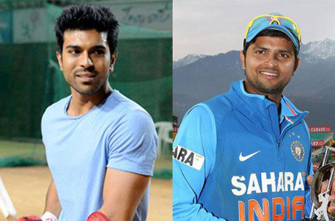 M S Dhoni: The Untold Story - Ram Charan Teja As Suresh Raina