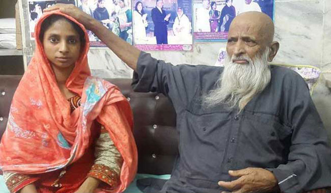 Geeta, 23 Year Old Real Life Munni in Pakistan