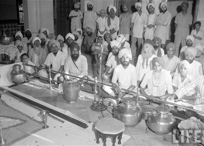 Punjab Mass migration 1947
