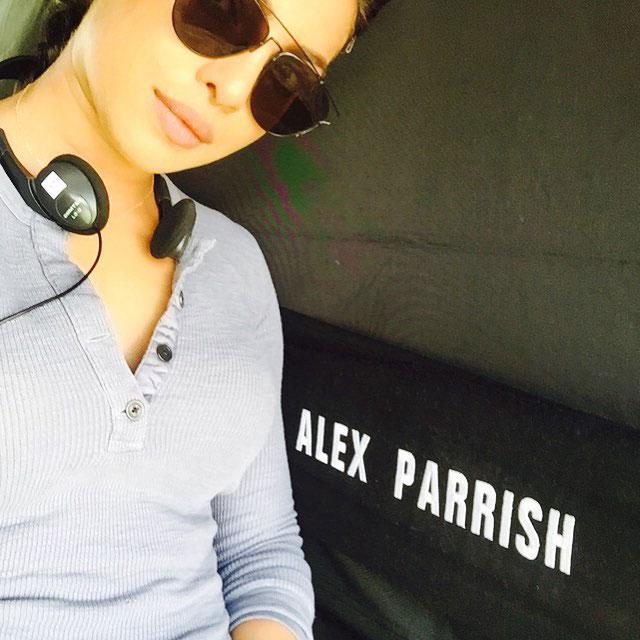 Priyanka Chopra landed the role of FBI trainee Alex Parrish, the series' young female lead.