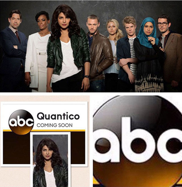 Priyanka Chopra is all set to lead ABC's new FBI drama Quantico, schedule to release this September.
